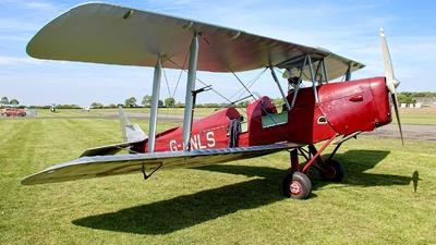 A picture of GANLS - De Havilland DH82 Tiger Moth - [85862] - © Jez-UK