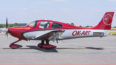 OK-ART - Cirrus SR22T-GTS - Private