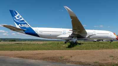 F-WZNW - Airbus A350-941 - Airbus Industrie