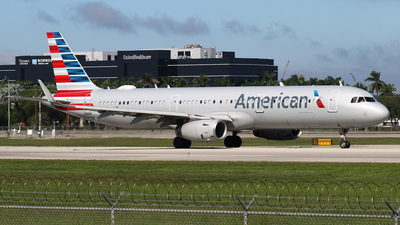A picture of N148AN - Airbus A321231 - American Airlines - © James Bruno