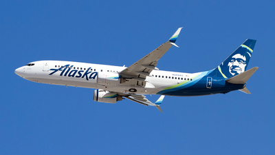A picture of N569AS - Boeing 737890 - Alaska Airlines - © Jeremy D. Dando