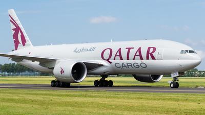 A7-BFU - Boeing 777-F - Qatar Airways Cargo