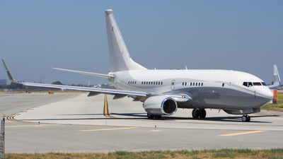 N1TS - Boeing 737-7JY(BBJ) - Private