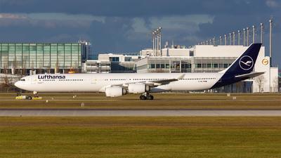 D-AIHE - Airbus A340-642 - Lufthansa