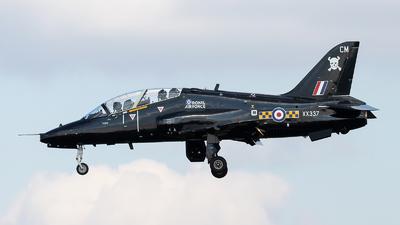 XX337 - British Aerospace Hawk T.1A - United Kingdom - Royal Air Force (RAF)