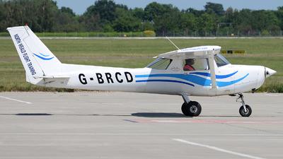 G-BRCD - Cessna A152 Aerobat - North Weald Flight Training