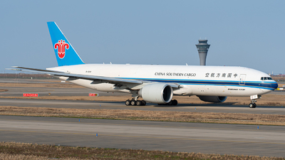 A picture of B2041 - Boeing 777F1B - China Southern Airlines - © Janson Button