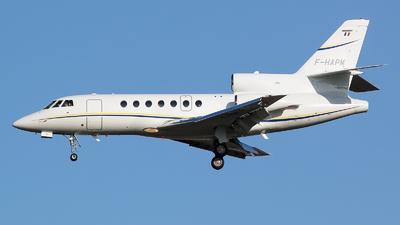 F-HAPM - Dassault Falcon 50EX - Michelin Air Services