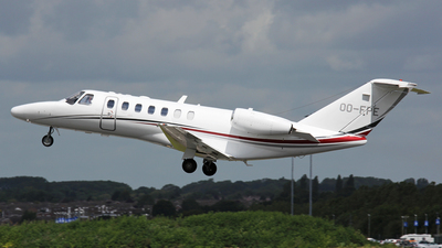 OO-FPE - Cessna 525B CitationJet 3 - Private