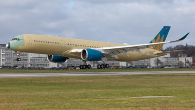 F-WZFZ - Airbus A350-941 - Vietnam Airlines