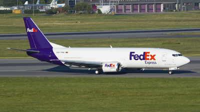 A picture of OOTNN - Boeing 73745D(BDSF) - FedEx - © Rafal Pruszkowski