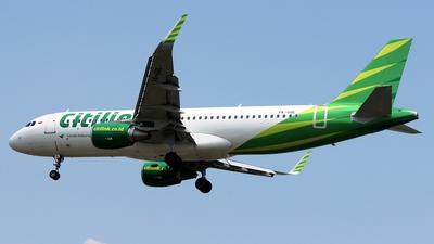PK-GQL - Airbus A320-214 - Citilink