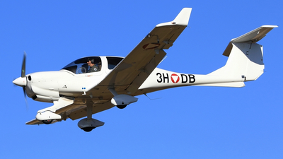 3H-DB - Diamond DA-40NG Diamond Star - Austria - Air Force