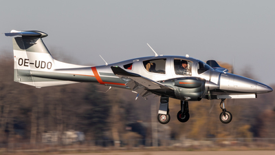 OE-UDO - Diamond Aircraft DA-62 - Private