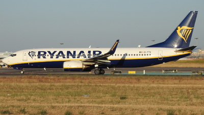 EI-FTV - Boeing 737-8AS - Ryanair