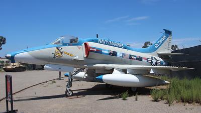 160264 - McDonnell Douglas A-4M Skyhawk - United States - US Marine Corps (USMC)
