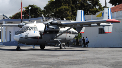 832 - IAI Arava 201 - Guatemala - Air Force