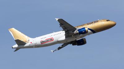 A picture of A9CAQ - Airbus A320214 - [5175] - © Sebastian Thiel