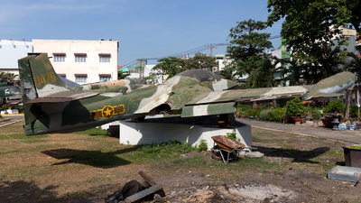 3720 - Cessna A-37B Dragonfly - Vietnam - Air Force