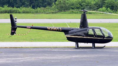 N206TJ - Robinson R44 Raven II - Private