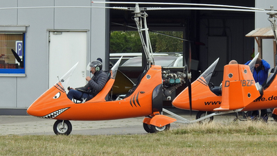 D-MBZF - AutoGyro Europe MT-03 Eagle - Private