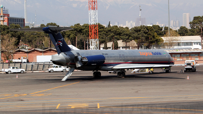 EP-ZAE - McDonnell Douglas MD-82 - Zagros Airlines