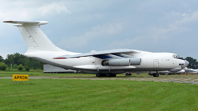 UR-CPV - Ilyushin IL-76T - Yuzmashavia