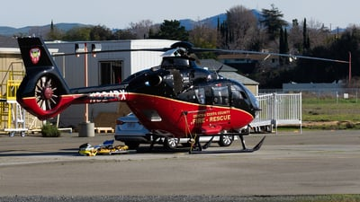 N324RX - Eurocopter EC 135P3 - Reach Air Medical Services