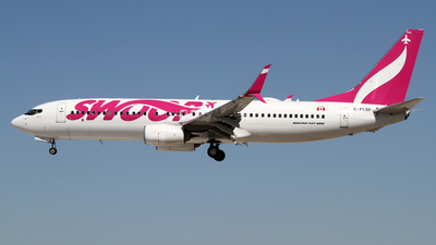 C-FLSF - Boeing 737-8CT - Swoop