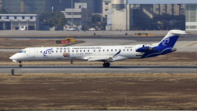 B-3361 - Bombardier CRJ-900LR - China Express Airlines