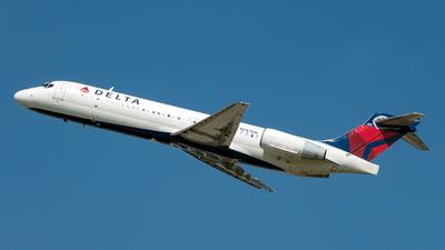 N987DN - Boeing 717-23S - Delta Air Lines