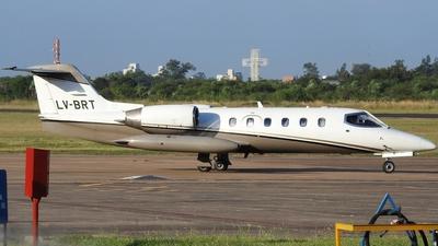 A picture of LVBRT - Learjet 35A - [35665] - © Cristian Ariel Martínez
