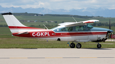 C-GKPL - Cessna T210L Turbo Centurion  - Private
