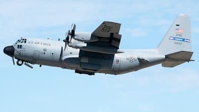 92-0552 - Lockheed C-130H Hercules - United States - US Air Force (USAF)
