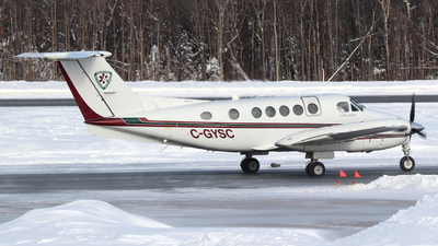 A picture of CGYSC - Beech B200 Super King Air - [BB1579] - © Guy Langlois