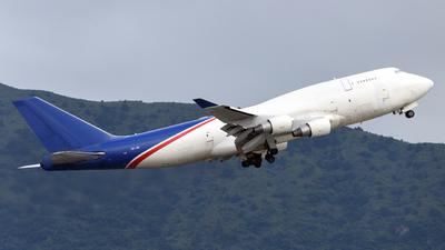 ER-JAI - Boeing 747-412F(SCD) - AeroTrans Cargo