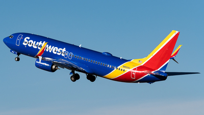 A picture of N8509U - Boeing 7378H4 - Southwest Airlines - © Michael Place