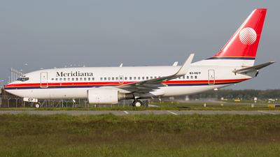 EI-IGT - Boeing 737-73V - Meridiana