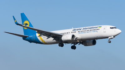 UR-PSS - Boeing 737-8AS - Ukraine International Airlines