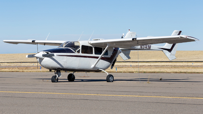 N1741M - Cessna 337F Super Skymaster - Private