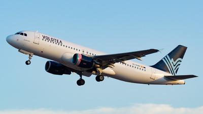 EC-NQM - Airbus A320-214 - Volotea