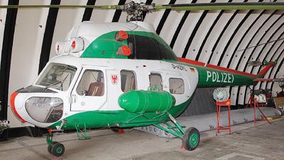 D-HZPL - PZL-Swidnik Mi-2 Hoplite - Germany - Police