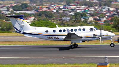 N557SC - Beechcraft B300 King Air 350i - Private