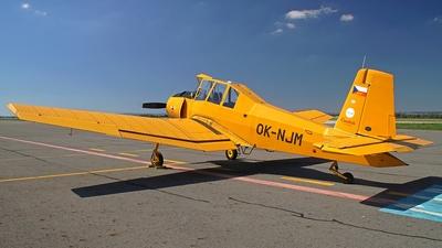 A picture of OKNJM - Let Z37A Cmelak - [2517] - © Hanys