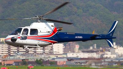 JA35BD - Aérospatiale AS 350B3 Ecureuil - Noevir Aviation