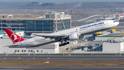 A picture of TCLJD - Boeing 7773F2(ER) - Turkish Airlines - © Mustafa Sandikci