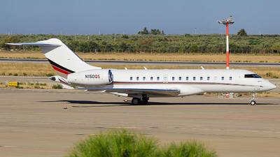 N150QS - Bombardier BD-700-1A10 Global 6000 - NetJets Aviation