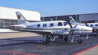 PH-ALA - Piper PA-31T Cheyenne II - Holland Aero Lines