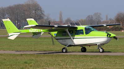 A picture of N4207X - Cessna 337F - [3370050] - © BaszB