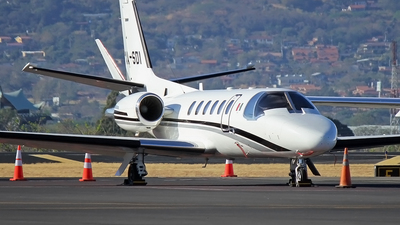 XA-SDI - Cessna 550B Citation Bravo - Private